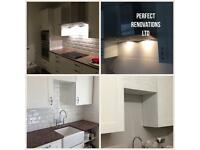 Perfect Renovations Ltd *Credit/Debit cards Accepted* plastering - joinery - All trades supplied