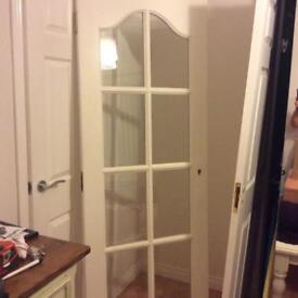 Internal glass door for sale