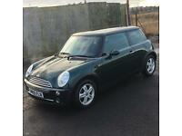 MINI 1.6 FULL YEAR MOT SERVICE HISTORY