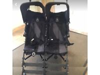 Maclaren push chair comes with rain cover in good condition no longer needed