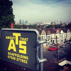 About that scaffolding limited for all types of scaffold hire and erection!!