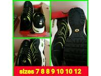 Nike air max tns mens trainers new in box 7 8 9 10 12