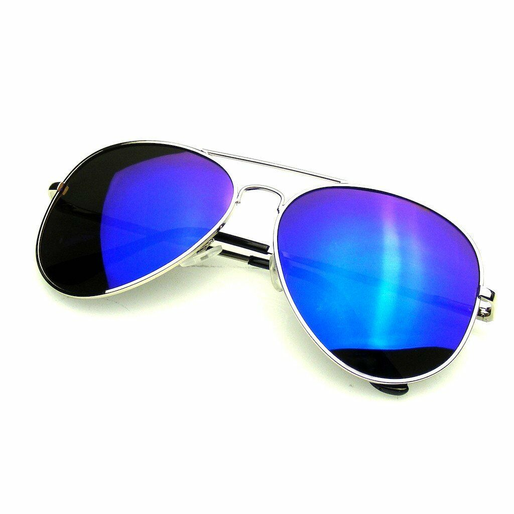 Polarized Lens | Silver Blue