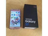 Samsung Galaxy S7 Pink Gold 32gb
