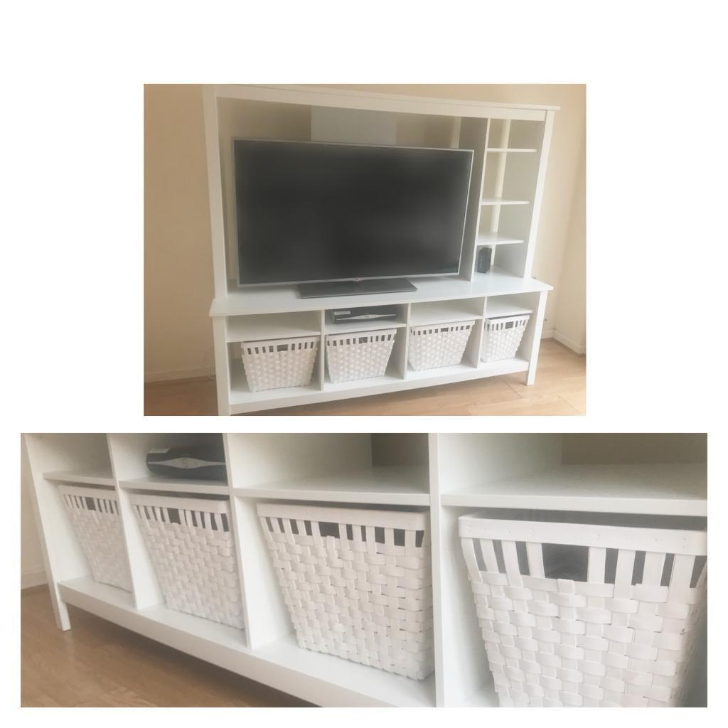 best service ab5aa 22a9c IKEA TOMNAS TV UNIT | in Branston, Staffordshire | Gumtree