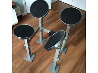 Bill Sanders - 5 Piece Drum Pratice Kit