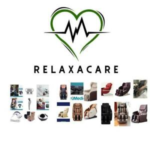 Relaxacare Inc- We Sell Massage Chairs!!- Free Shipping