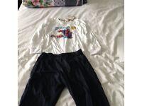 Boys Spider-Man Pyjamas age 5-6
