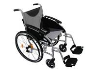 Wheelchair Self propelled Lightweight New