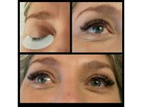 Eyelash extension from £30; Permanent make-up from £70