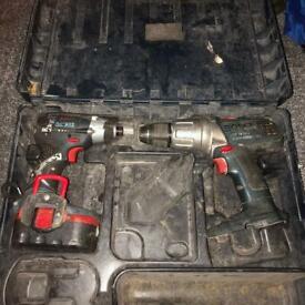 Bosch blue (professional) Combi drill & impact driver