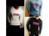TEAMus Sweater brand new