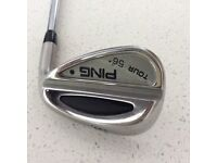 Ping Tour 56 degrees wedge, perfect condition.