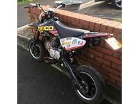 Road legal 140cc pitbike