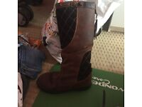 Rydale boots size 6