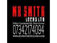 Mr Smith - Reliable 24hr Emergency Locksmiths Leeds, Wakefield, York, Bradford