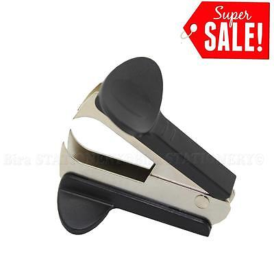 2 Pcs Mini Staple Remover Old School Original Jaw Type Staplers Stationery New