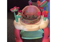 Minnie mouse Baby activity station