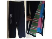 Canterbury Of New Zealand Sportswear Trousers