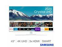 Samsung UE43TU8510UXXU 43 Inch 4K Ultra HD Smart TV