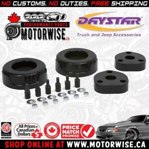 "Daystar 2.5"" Front 1"" Rear Comfort Ride Lift Kit For 2009-2018 Dodge Ram 1500 
