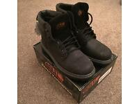 Brand new Sole Mate safety shoes/ steel toes. Size 10
