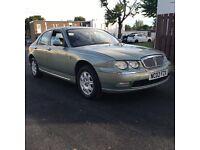 Rover 75 1.8l petrol