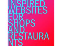 Inspired websites for shops and restaurants