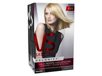 VS Salonist Hair Colour 9.5/0 Very Light Neutral Blonde Hair Dye-from a smoke&pet free place