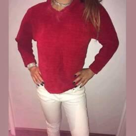 Versace jumper • size S • RRP 225