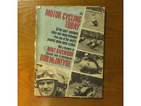 MOTORCYCLE TODAY, THE BOB MCINTYRE STORY