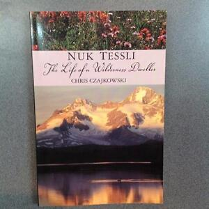 Used Book - Nuk Tessli, The Life of a Wilderness Dweller, Chris Czajkowski (sku: HSY4TZ)
