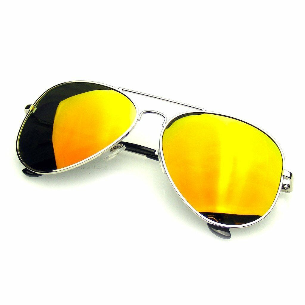 Polarized Lens | Silver Red