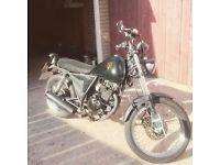 Sinnis trackstar 125