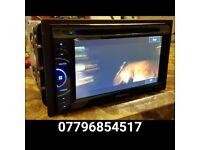 Pioneer AVH-X3500DAB In Car Double Din CD DVD Player - sony alpine kenwood bmw audi -