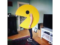 PACMAN costume free to a good home