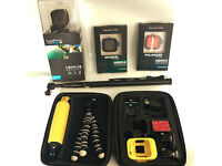 GoPro Hero Sessions 4 + Accessories Kit