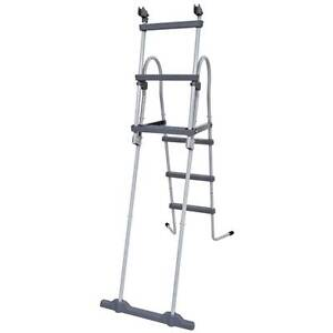 Pool Safety Ladder Non-slip Steps 106 cm(SKU90779)vidaXL Mount Kuring-gai Hornsby Area Preview