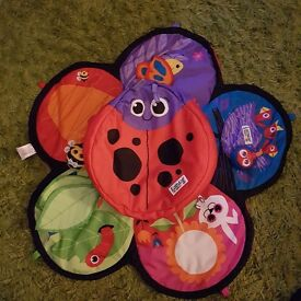 Lamaze tummy time