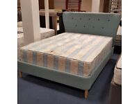 Aurora 4' 6' bed frame