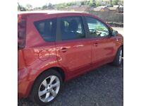 Nissan Note 1.5 ntec, dci