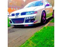 Seat Leon Cupra r show car modified 1000s spent need gear box as lost 5and 6th