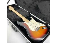2006 Fender American Highway One Stratocaster – Sunburst - Trades