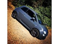 Sporty Fiat 500 for sale !!
