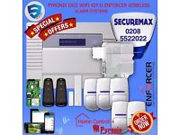 PYRONIX ENFORCER WIRELESS ALARM SYSTEM, DIGI WIFI -KIT- D