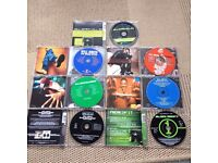 Will Smith CD Collection - 7 Will Smith CDs - Born to Reign, Willennium, Men in Black II & More