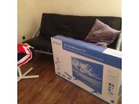 "50"" SMARTV LED FULL HD boxed Polaroid TV (not samsung, panasonic, sony, LG)"