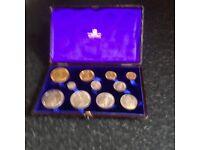 Victorian coins