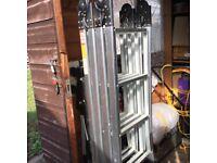 Multi-function Aluminium Ladder