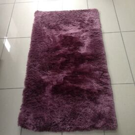 Purple Rug from - NEXT